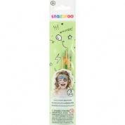 Snazaroo Face Painting Brush Set x 3